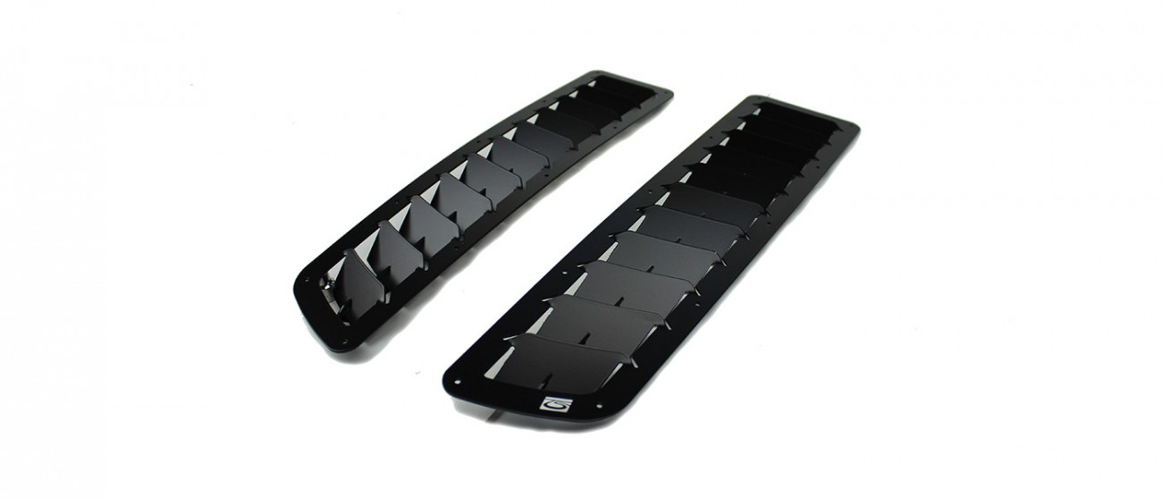 Mustang (13-14) S197 Direct Replacement Louver Kit