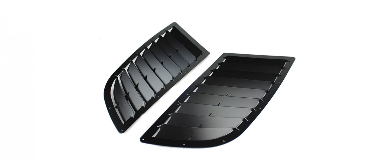 BMW E90 E92 M3 Side Vents Only