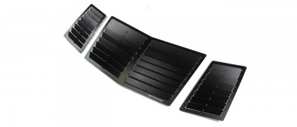 BMW E36 M3 Hood Louvers Kit