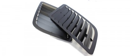 Ford Focus ST/RS Hood Vent Kit