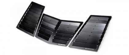 Mustang 05-09 GT2 Hood Louvers Kit