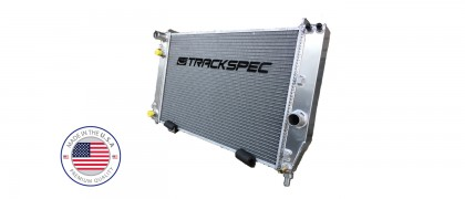 Trackspec SPEC CORVETTE Super Comp Radiator C5 Corvette (97-04)