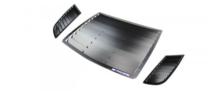 Mustang (15-16) S550 GT4 Full Louver Kit