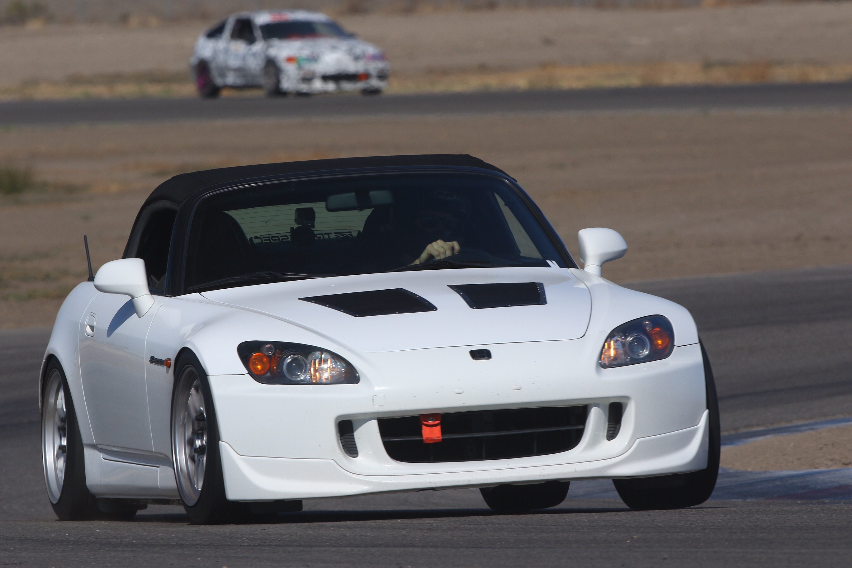 Honda S2000 Hood Louvers S2000 Shop By Vehicle