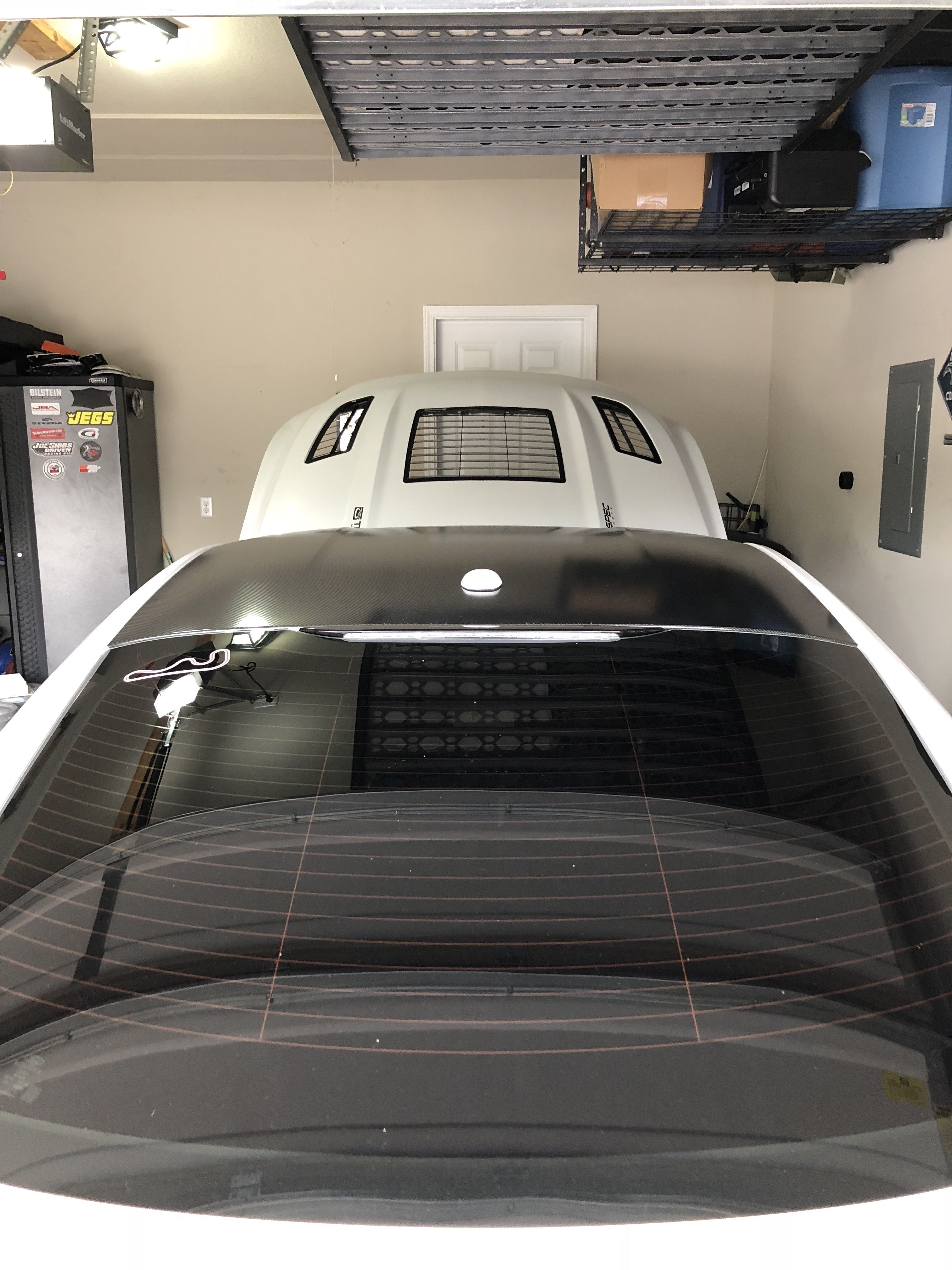 Ford Mustang Ford Mustang S550 Hood Vents