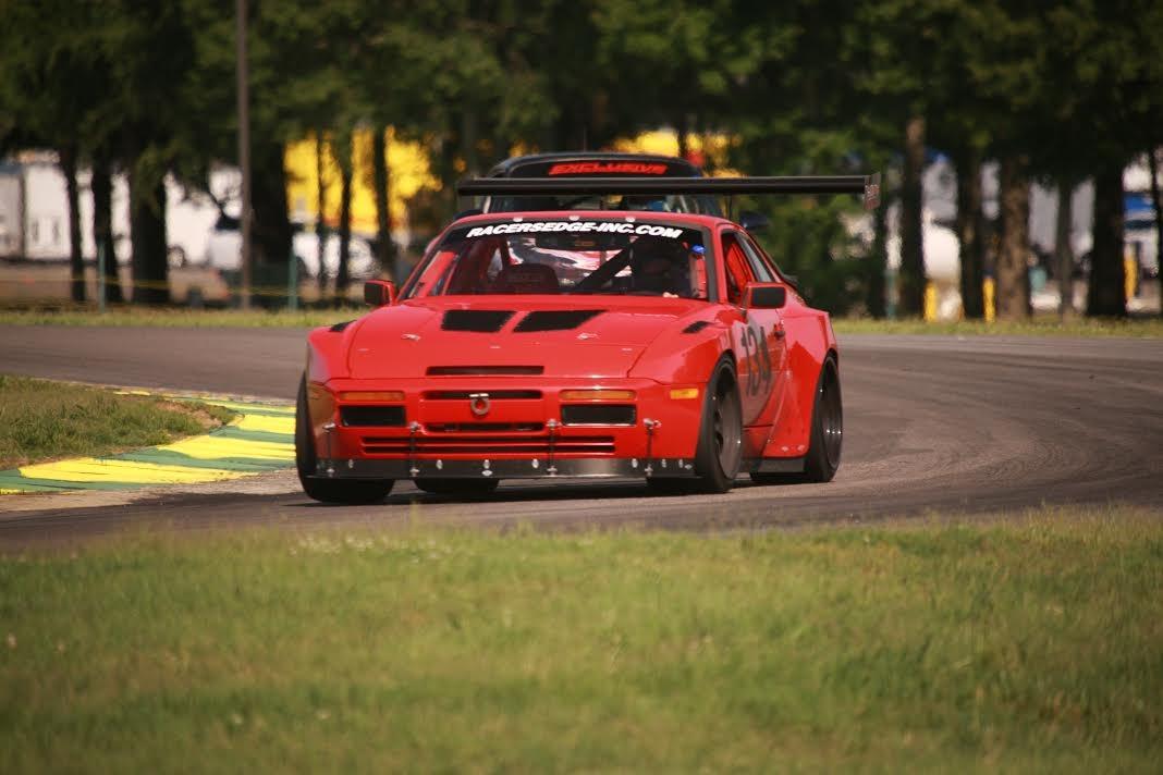Porsche 944 Hood Louvers